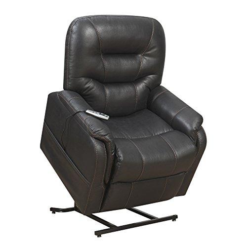 Pulaski Home Comfort Collection Power Lift Chair, Charcoal