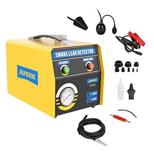 AUTOOL Smoke Leak Detector, 2 MODE Automotive Fuel leakage...
