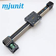 mjunit with 1800mm Stroke Micro Linear Motor Actuator Linear Rail Unit Low Price 6 pcs Bearing Carriage