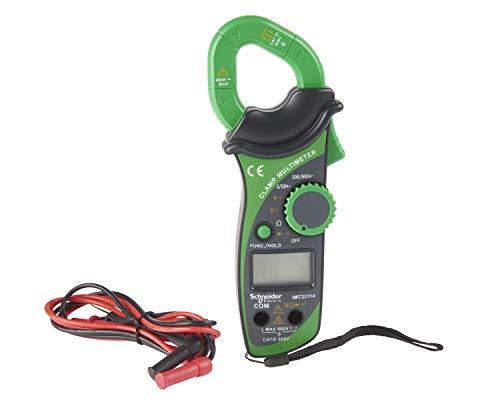 Schneider Electric Thorsman - Digital Clamp Meter, CAT III, 600V Overload...