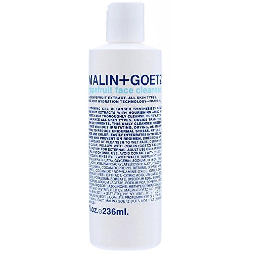 勧める到着する区別MALIN+GOETZ Grapefruit Face Cleanser - マリン+ゲッツグレープフルーツフェイスクレンザー [並行輸入品]