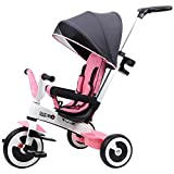 Homcom Tricycle Enfant...