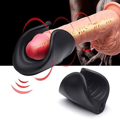 TXD Automatic Cup for Men Multi Vǐbration Modes Massaggiatore Elettrico per la Gola Profonda per Tshirt da Uomo ( Color : 9019109000 )