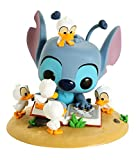 POP Funko Lilo & Stitch 639- Stitch with Ducks Deluxe...