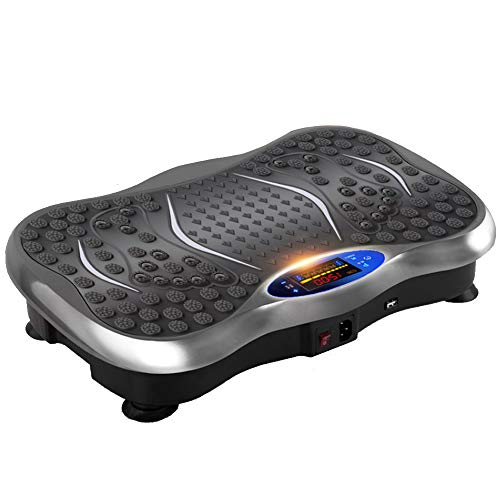 Best Deals! DYXY Fitness Vibration Power Plate Platform,Whole Body Workout Machine Home Exercise Equ...