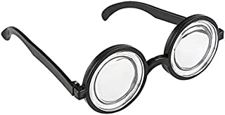 Rhode Island Novelty 5.5 Inch Thick Nerd Glasses 1 Pair