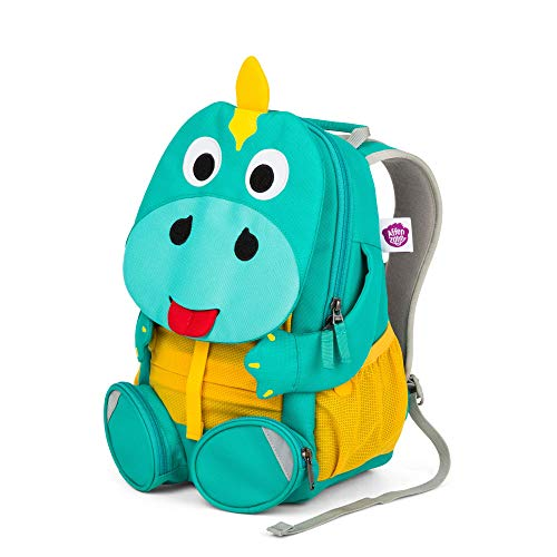 Affenzahn Kinderrucksack für 3-5 Jährige im Kindergarten - Dino