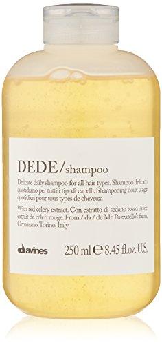 DAVINES DEDE Haircare Shampoo, 1er Pack (1 x 0.25 kg)