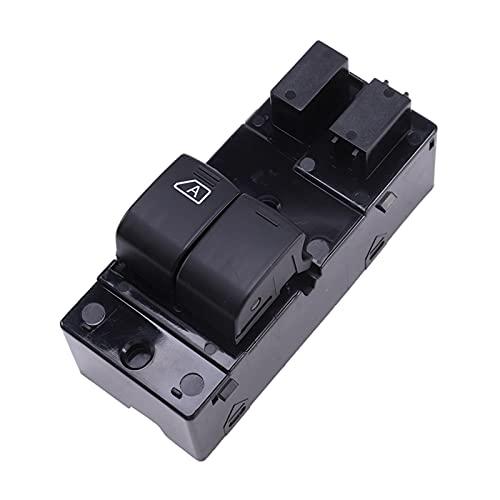YFQH Nuevo Interruptor de la Ventana de energía eléctrica Adecuada para Nissan NV200 HR16DE 1.6L L4 2009-2015 (Color : Black)