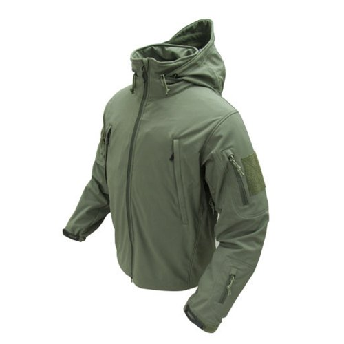 Condor Summit Softshell Jacket Foliage