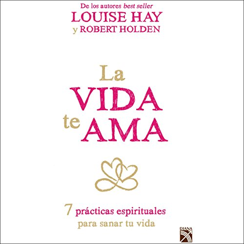 La vida te ama audiobook cover art