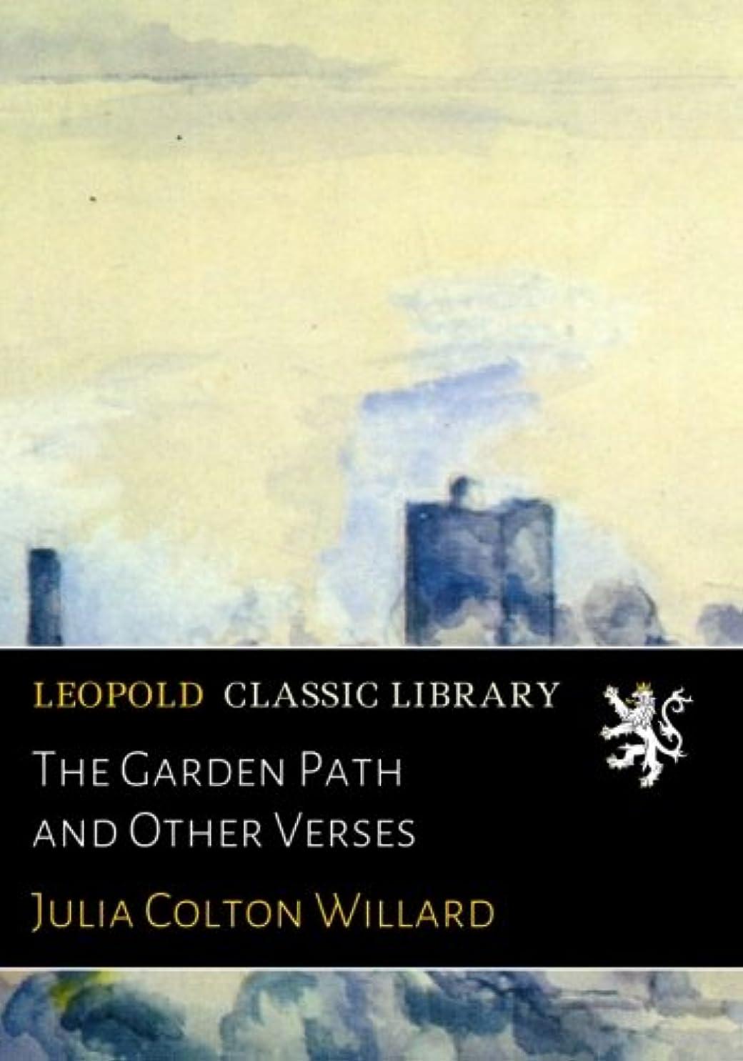 服を片付ける道心のこもったThe Garden Path and Other Verses