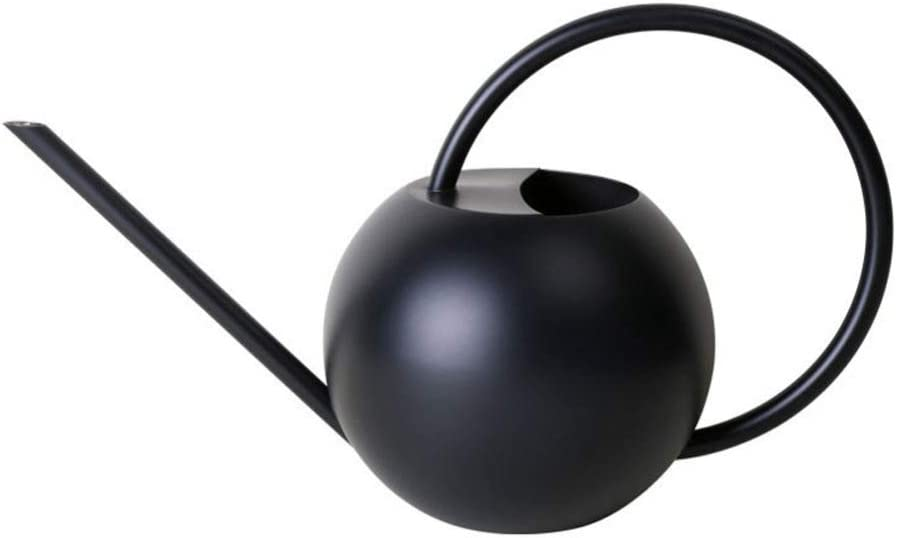 SZMYLED 35oz 1L Long Spout Can discount Decorative Watering Spherical It is very popular Ho