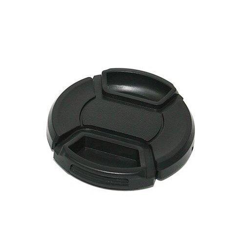 SODIAL(R) 52mm Universal Tapa de lente de broche Para Nikon Canon Olympus...