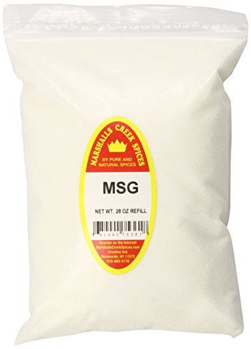 Marshall's Creek Spices X-Large Refill MSG, 28 Ounce