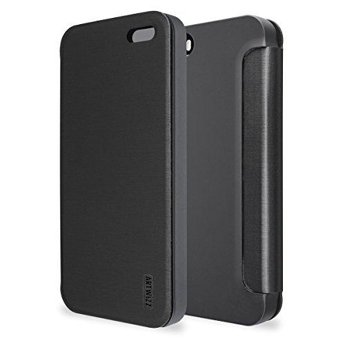 Artwizz 0258-1775 Smart Jacket Schutzhülle für Apple iPhone SE schwarz