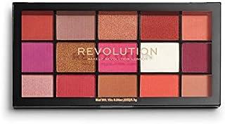 Makeup Revolution Eyeshadow Palette, Reloaded Red Alert