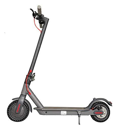 CW.LYANS Patinete eléctrico con Potente Motor de Patinete de 350 W, Ligero y Plegable hasta 25 KM de Largo Alcance, para Adultos y Adolescentes (H7)