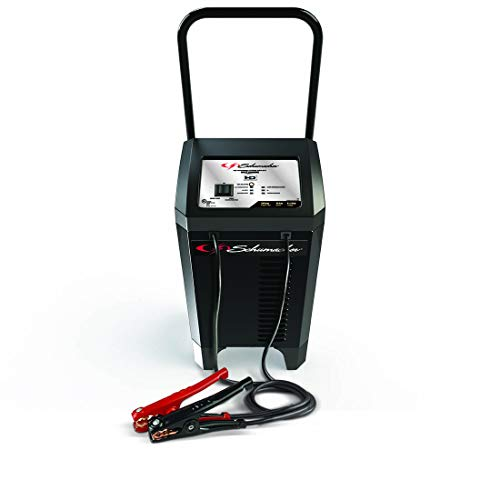 Buy Schumacher SC1285 12V Wheeled Fully Automatic Battery Charger and 40/200A Engine Starter