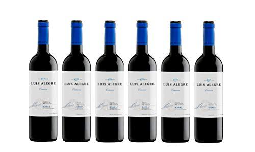 Luis Alegre Crianza - 6 Botellas - 4500 ml
