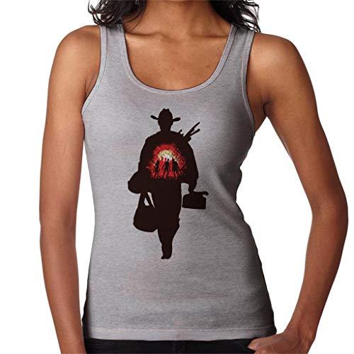 Survival Rick Grimes The Walking Dead Women's Vest