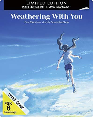 Weathering With You - Das Mädchen, das die Sonne berührte  (4K UHD) (Steelbook) [Blu-ray] [Limited Edition]