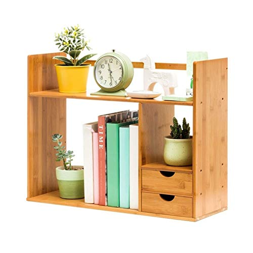 armadio camera da letto con cassetti Desktop Piccola libreria Camera da Letto Armadio Multiuso Shelf Doppie di Bambino con Piccolo cassetto