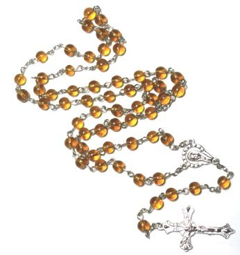 Gorgeous Gift! Brown Crystals Sparkling Glass Rosary Beads Cross Necklace / Pendant Crucifix Chain Rosario Rosery Chaplet Holy Prayer Pray Anglican Men Women Mini Long Birthday Beaded Mary Jesus Jewellery Jewlery Unique Fashion Saints Charm Icon Medal Relic Statue figure Celtic Inspirational Trendy Modern Contemporary Spiritual Luxury Store Shop Popular Faith Church Altar Tabernacle Monstrance Chasuble Thurible Infant Of Prague Santos Censer Pyx Large Repair Priest Blue Blessed 15 Creed benedict Metal padre pio Brass Carved Amber Brown Box military Wooden Mother Parts center cloisonne unbreakable wedding coral Wall Hanging precious religion bulk spanish Pin connemara Grey Gray Stone Anklet Guy Boy Girl Lady Cool Rare Beautiful Little Bracelet Accessories Supplies Item Product