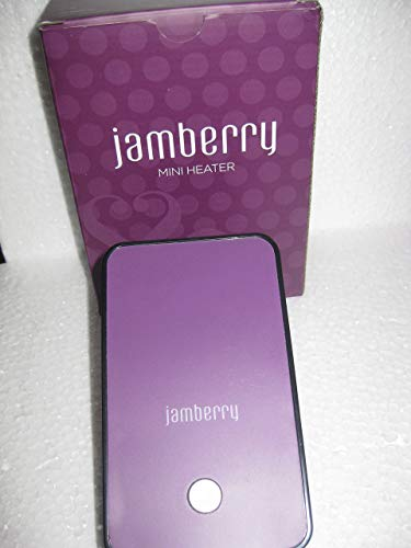 Jamberry Nails Style Mini Heater Purple