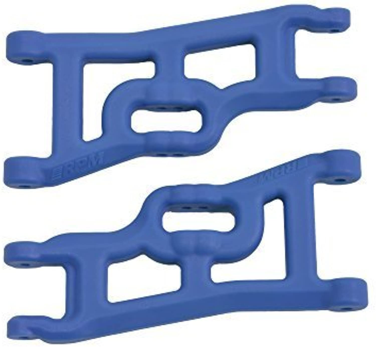 Front Aarms (2) OffsetCompensating, bluee; Slash by RPM