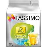 Bosch Tassimo 'Twinings Mint Green Tea' 16 T Disc Coffee Machine Capsules