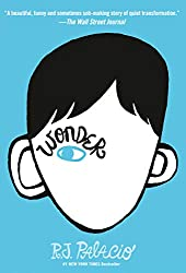 Wonder by RJ Palacio is a top pick for reluctant readers