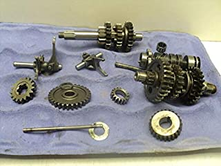#3190 Kawasaki F11 250 Transmission & Miscellaneous Gears/Shift Drum & Forks