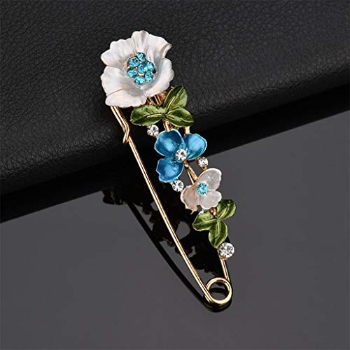 Faguo Tulip Brooches Women Weddings Brooch Pins Gifts for Clothing Jewelry Accessories