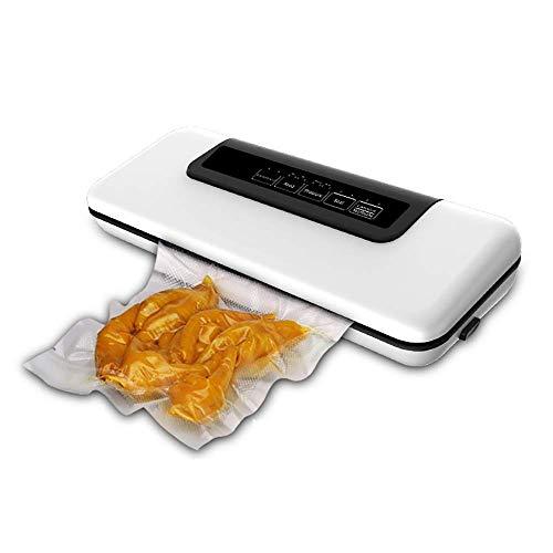 MIEMIE Vakuumiergerät Automatisch/manuell Frischlebensmittelverpackungsmaschine Obstfleischkonservierungs- und Barkeepersystem mit trockenem Nasssiegelmodus