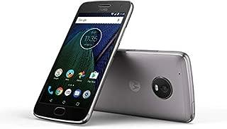 Motorola Moto G5 Plus Dual SIM - 32GB, 3GB RAM, 4G LTE, Lunar Grey
