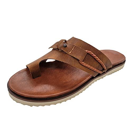 Bunion Sandals For Women, Waterproof Non Slip Outdoor Indoor Open Slide Cork Footbed Sandal Slippers