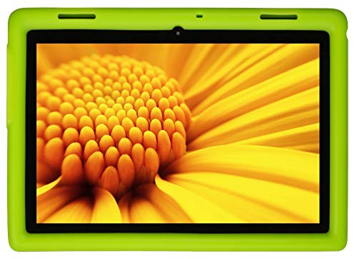 BobjGear Bobj Rugged Tablet Case for Lenovo Tab E10 TB-X104F (Not for Lenovo 10e Chromebook Tablet) Kid Friendly (Gotcha Green)