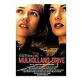 w15y8 Mulholland Drive Film Art Print Poster Home Decor