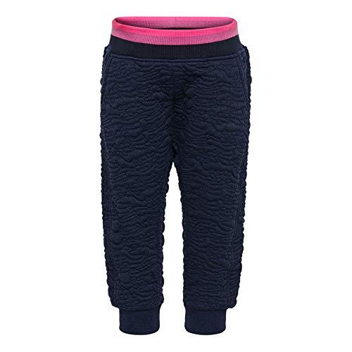 Lego Wear Duplo Girl Lwpoline 601-Sweathose Pantalon De Sport, Bleu (Dark Navy 590), 92 Bébé Fille
