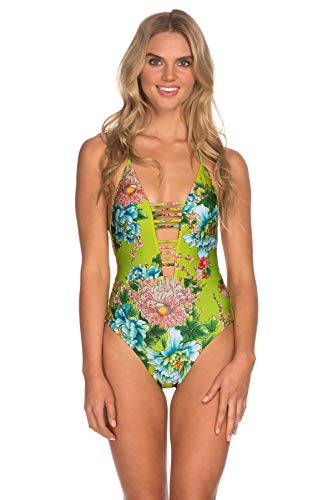 ISABELLA ROSE Zen Blossom One-Piece Multi MD (US 8-10)