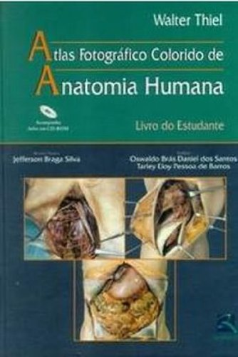 Atlas Anatomia Humana: Livro do Estudante