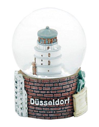 Minium Collection 30046 Souvenir Schneekugel Düsseldorf Burgturm - 45mm