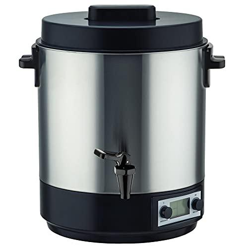 Stérilisateur électrique inox 31 litres 2100 W...