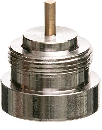 Eurotronic 700112 Ista Metalladapter für elektronische Heizkörperthermostate, Metall