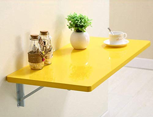 Convenient End Tables Side Table Multifunctional Folding Dining Table Simple Wall Small Home End Table Wall-Mounted Laptop Desk Coffee Table