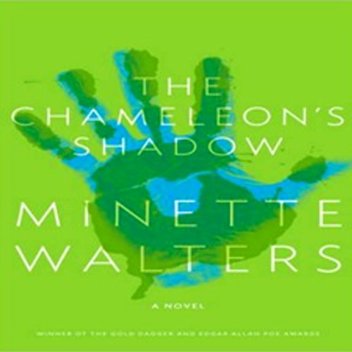 The Chameleon's Shadow audiobook cover art