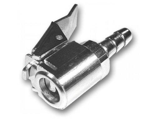 Bradas P/KP8 Ventilstecker für Reifendruckprüfer 8 mm, silber, 2 x 0,8 x 0,8 cm