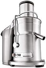 Breville Professional 800 Collection Die Cast Juicer - 800je/b, Silver