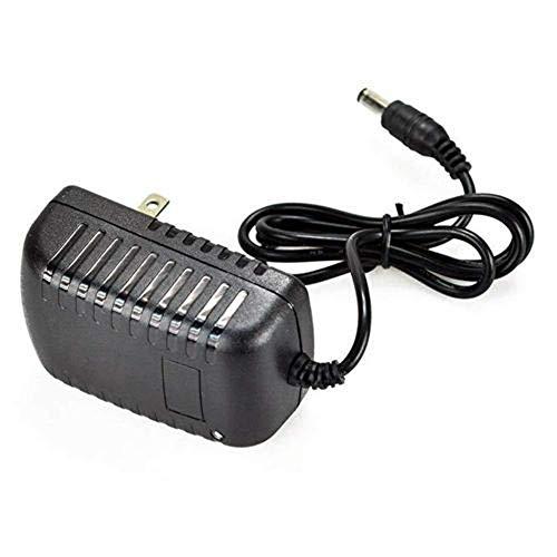 cheap4uk Adaptador de Fuente de alimentación Duradero 12V 2A Adaptador de CA a CC Enchufe de los EE. UU. para Carcasas de Unidades de Disco Duro externas